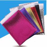 PE van de Kleur van de Strook van de douane de Plastic Envelop van de Bel van Mailer van de Luchtbel Plastic