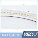 30X30cm quadrado Redondo Luz do painel de LED rebaixada Slim 24W CAIXA DE CORES