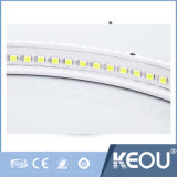 30X30cm 둥근 정연한 중단한 LED 위원회 빛 24watt 칼라 박스를 체중을 줄인다