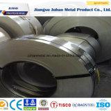 Prix de bobine d'acier inoxydable de GV 301 d'OIN d'approvisionnement de constructeur de la Chine par tonne de kilogramme