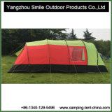 Комнаты 2016 нового продукта 2 Hiking шатер семьи тоннеля напольный