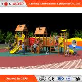 판매 (HD-MZ040)를 위한 대중적인 아이 활주 위락 공원 나무로 되는 활주