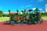 安い多機能の商業多彩な屋外の子供の運動場HD17-004A