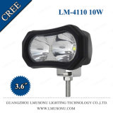 10W 3.6 CREE tous terrains de lumière de travail du véhicule DEL de pouce 12V