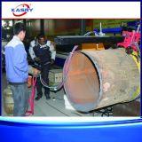 Режущий инструмент резца пламени стальной трубы большого диаметра портативный