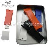 [Novo] presente de promoção Gomas de mascar Shape USB / 2GB Unidade Flash USB (PN065)
