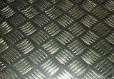 De Plaat van het Aluminium van vijf Staaf