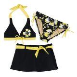 Swimwear van het meisje (yard-G120)