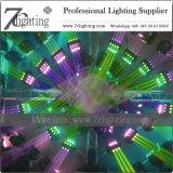 無限回転ビーム移動ヘッド9X12W移動ビーム効果の照明