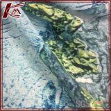 Мягким помытая песком чисто напечатанная шелком ткань сатинировки Charmeuse Silk