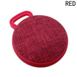 Altoparlante più forte portatile basso eccellente di arte del panno del mini di Bluetooth 4.2 altoparlante senza fili del tessuto