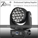 19X12W LEDのズームレンズの移動ヘッドビームイベントの照明生産の照明