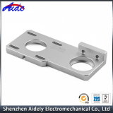 Peças de maquinaria centrais de alumínio do CNC da elevada precisão para instrumentos óticos