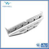 Da precisão cheia da inspeção do controle da qualidade peças de alumínio fazendo à máquina do CNC