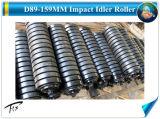 D108*530мм конвейер воздействие пробоотборный желоб натяжного ролика
