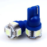 5PCS SMD5050 T10 자동 LED 전구 (T10-WG-005Z5050)
