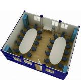 L'hébergement conteneurs/Réservoir Mobile Office/Prefabricateda chambre comme Bureau du site