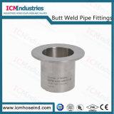 ステンレス鋼の管付属品304Lのタイプスタブ端の溶接付属品