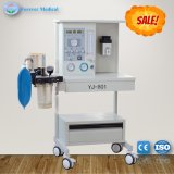 Diagnostic de laboratoire médical Machine d'anesthésie Yj-801