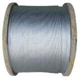 Galvanized Steel Wire Strand / Stay Guy Wire