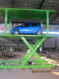 Hydraulischer doppelter Plattform-Autoaufzug mit CER