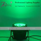 24X10W Scheinwerfer wasserdichte LED NENNWERT RGBW Beleuchtung