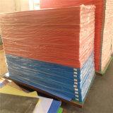 Placa oco PP / placa de plástico corrugado de PP para impressão