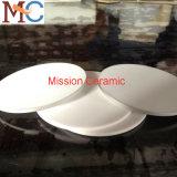 Disco di ceramica metallizzato dell'allumina