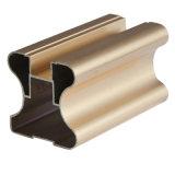 Cabinet Frame Materialのための金Aluminium Profile