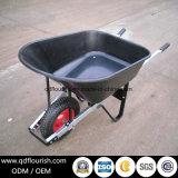 Trole Wb7801 do carro da ferramenta do carrinho de mão de roda do Wheelbarrow da ferramenta de jardim
