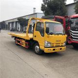 Isuzu 10p تحميل 4 أطنان ورفع خلفي 3 أطنان شاحنة مرفاعية رخيصة للبيع