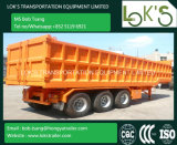 de 31cbm 3axle da U-Forma do Tipper reboque Semi