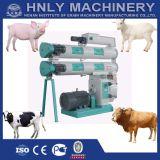 Máquina de processamento do moinho da pelota da alimentação animal feita em China