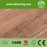 Проектированный кофеий метки Strandwoven Bamboo HDF спиленный настилом
