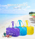 Sacchetto impermeabile della spiaggia di EVA di modo all'ingrosso per il sacchetto di mano di plastica di corsa di nuoto