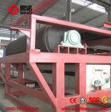 Prix horizontal de fournisseur de filtre de courroie de vide de courroie en caoutchouc de la Chine