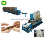 Papel de rolo automático do cigarro da alta qualidade que corta o equipamento de dobramento da máquina
