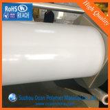 Roulis blanc de feuille de PVC de plastique de Matt pour Printig