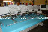 Estampar Embridery Machine 4 Chefes de alta velocidade e alta precisão o funcionamento do computador Tufagem para preço de exportação