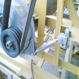ATA 샤프트에 의하여 거치되는 Minging/Convery 벨트 변속기