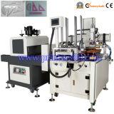Imprimante UV automatique d'écran en soie pour la grille de tabulation en plastique