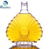 Bottiglia di vino di vetro di Frosting con la protezione di vetro
