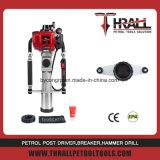 Функция DPD-65 80мм бензин ограждения ручку post драйвер с EPA