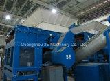 セリウムが付いている機械のリサイクルのペットびんの押しつぶす及び洗浄ライン