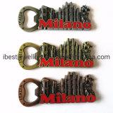 Индивидуальные металлические холодильник магнит Italia Milano сувенирный магазин подарков