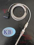 De brede Sondes van de Sensor van de Temperatuur PT1000 van de Weerstand PT100 van het Platina van de Waaier van de Temperatuur