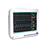 Ce&ISO aprovou 15 o Monitor-Alisa do paciente do Ccu 6-Parameter da polegada ICU