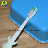 Bequemer und weicher Borste-Karikatur-Kinder/Kind-Zahnbürste
