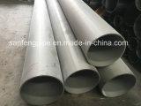 Tp316L Roestvrij staal Gelaste Buis Ontploffing