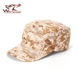 Casquillo militar del deporte del sombrero del combate del soldado del casquillo del camuflaje del ejército